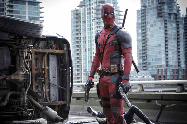Deadpool Denied Release in China