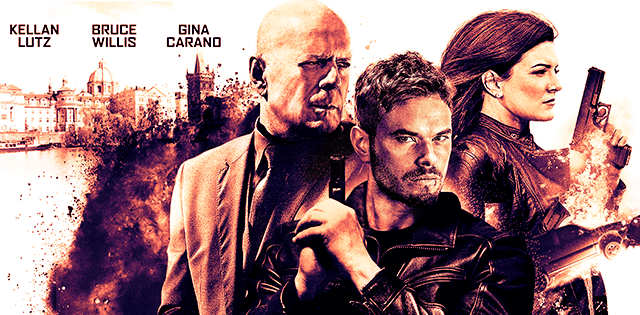 Kellan Lutz Fights for his Life in Exclusive Clip from Extraction