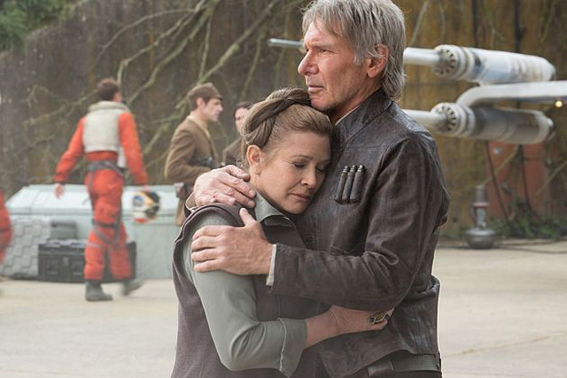 CS Video: Harrison Ford on Star Wars: The Force Awakens.