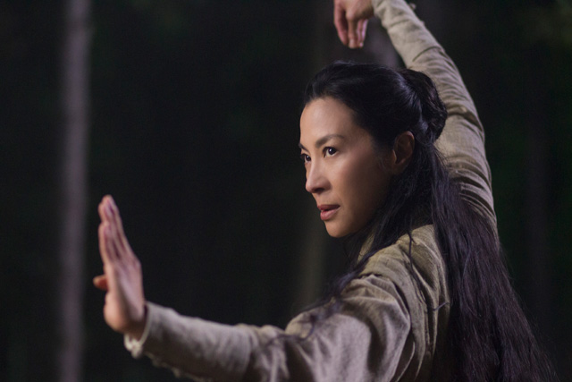 Michelle Yeoh Joins Season 2 of Netflix's Marco Polo.