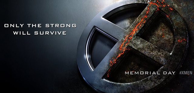 X-Men: Apocalypse Poster Released, Trailer Coming Tomorrow.