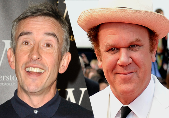 Laurel & Hardy Biopic to Star Steve Coogan and John C. Reilly.