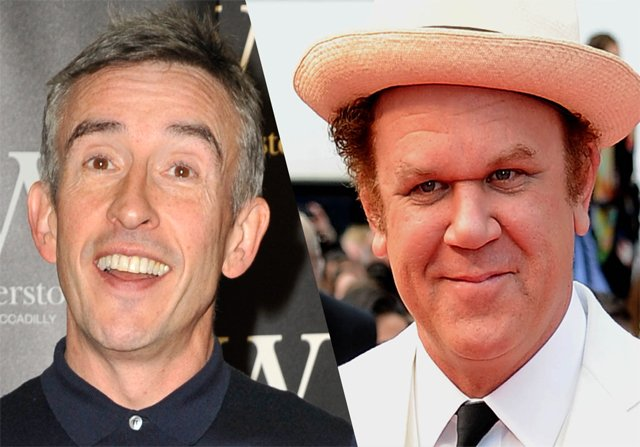 Laurel & Hardy Biopic to Star Steve Coogan and John C. Reilly