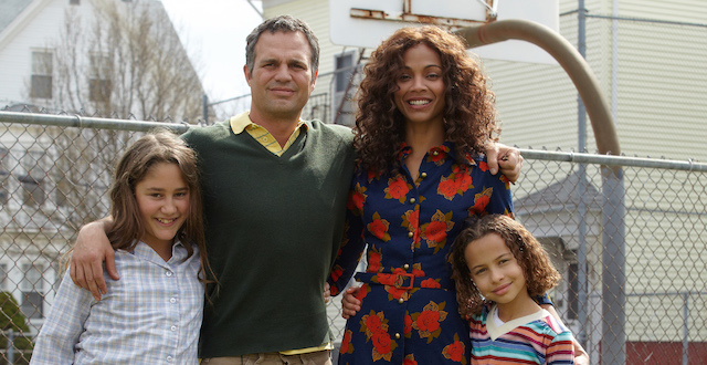 Mark Ruffalo stars opposite Zoe Saldana in the drama Infinitely Polar Bear.