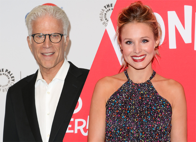 Ted Danson and Kristen Bell Join NBC's New Comedy Series Good Place.