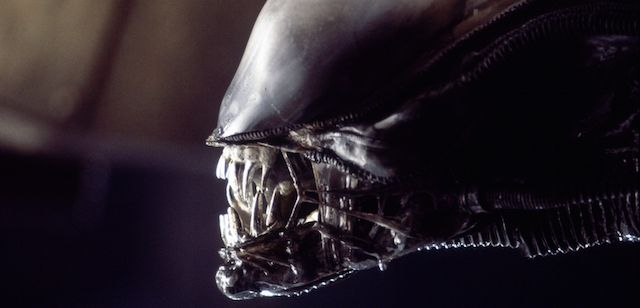 "Ridley Scott says he's going for a ""Hard R"" with the Alien: Covenant rating."