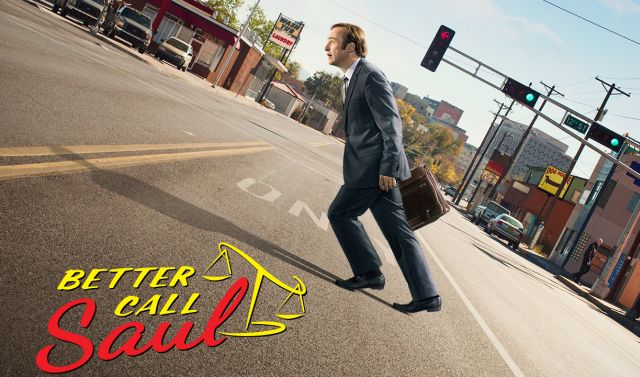 Better Call Saul Season 2 Key Art Puts Jimmy on an Uphill Climb.