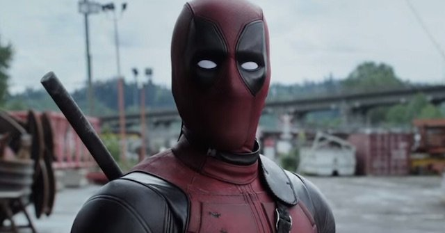 Smile! Deadpool Unmasked in New Photo.