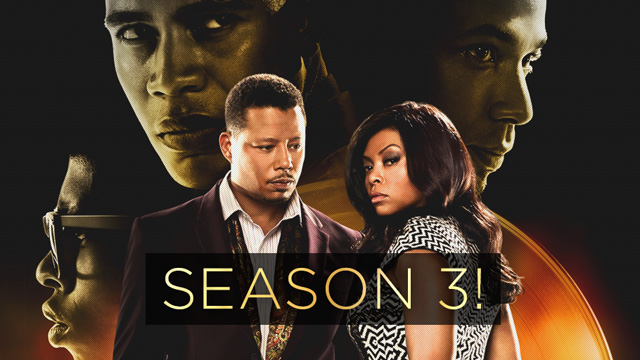 Empire Season 3 Gets the Greenlight from FOX.