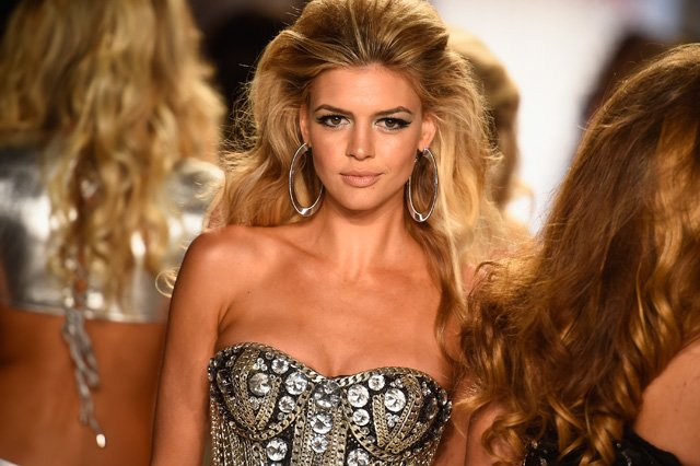 Baywatch Movie Casts Model Kelly Rohrbach in the Pamela Anderson Role.
