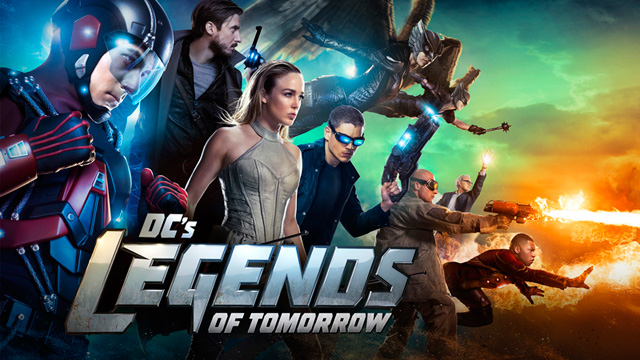 DC's Legends of Tomorrow episode 4 photos feature the team in the USSR.