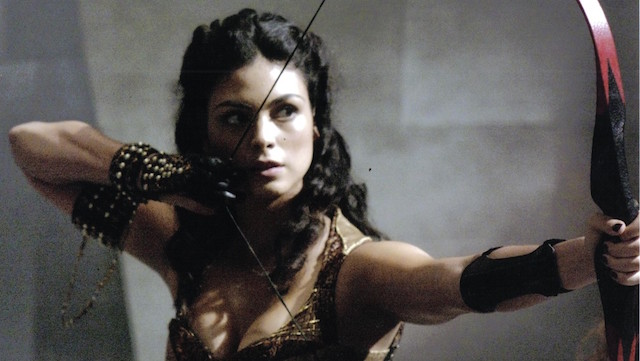 Serenity is one of the first Morena Baccarin movies.