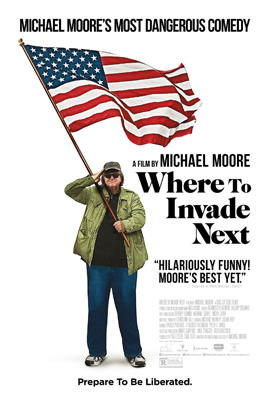 Michael Moore Where To Invade Next Stream