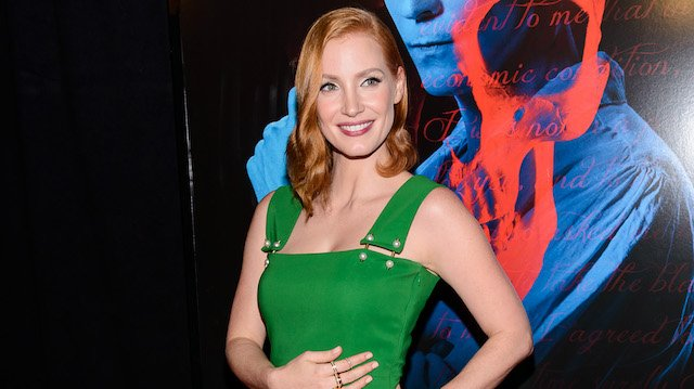 Production is officially underway on Miss Sloane, starring Jessica Chastain.