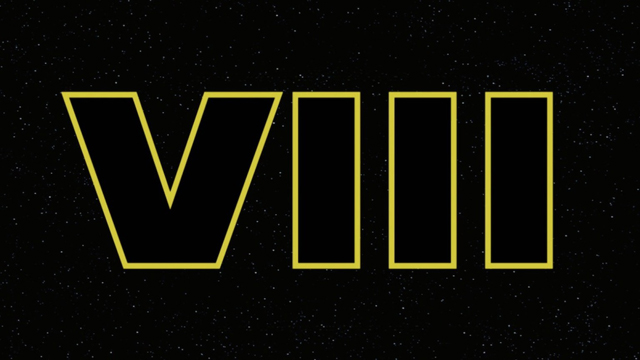 Star Wars: Episode VIII Announcement Video and Cast!