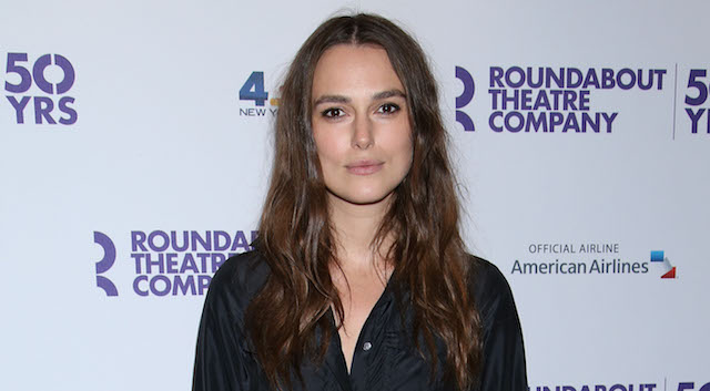 Keira Knightley eyes Catherine the Great biopic.