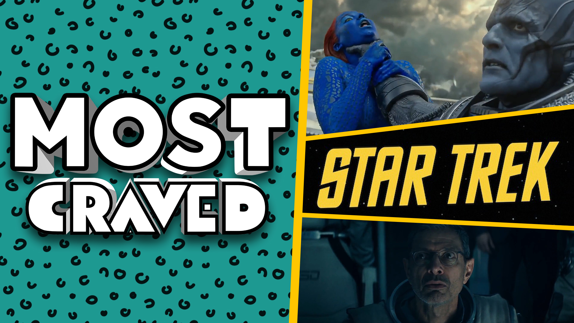 New Star Trek and more on this week's most craved!
