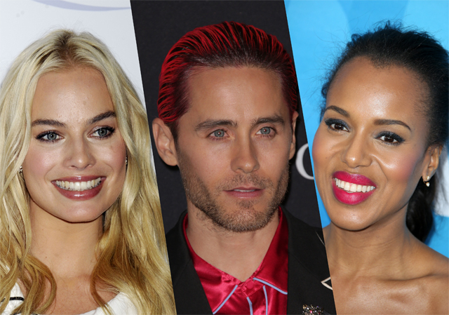More Oscars Presenters Announced, Including Margot Robbie, Jared Leto & Kerry Washington.