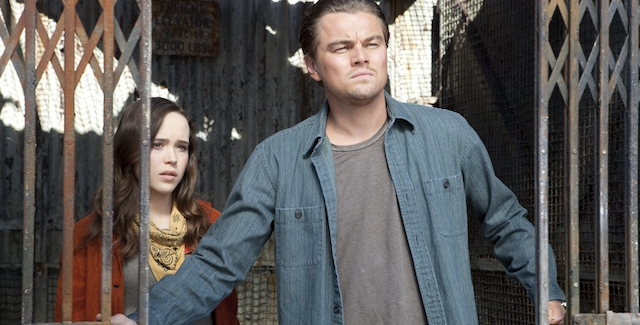 Our Ellen Page movies list wouldn't be complete without Inception!