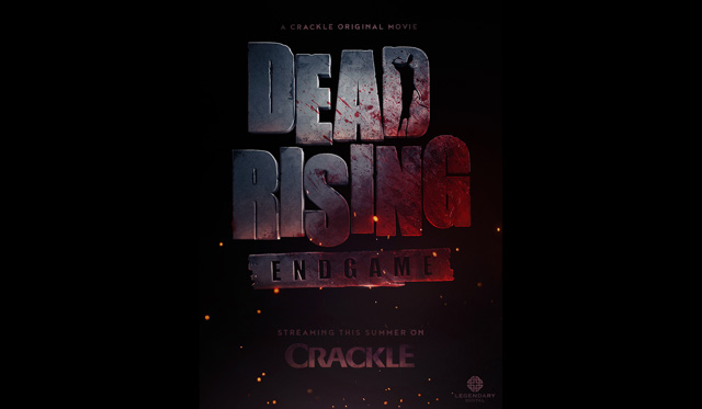 Production Begins on Crackle and Legendary's Dead Rising: Endgame.