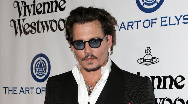 Johnny Depp will play the Invisible Man.