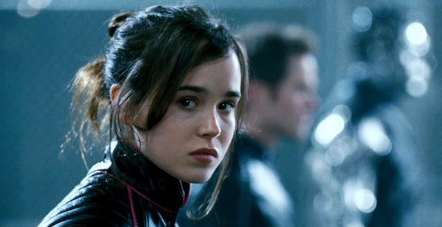 Another popular one of the Ellen Page movies is X-Men: The Last Stand.