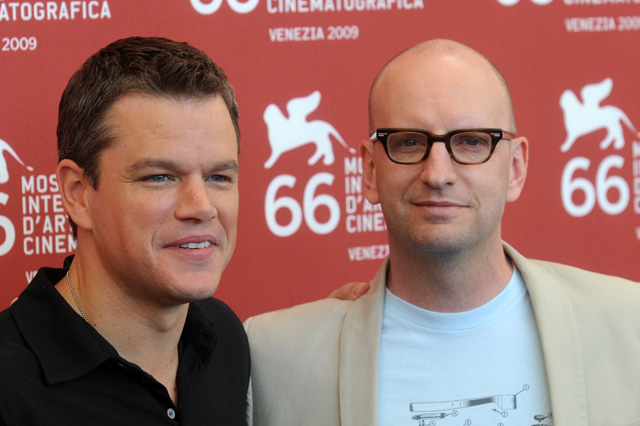 Soderbergh Comes Out of Retirement to Direct Damon and Tatum in Logan Lucky.
