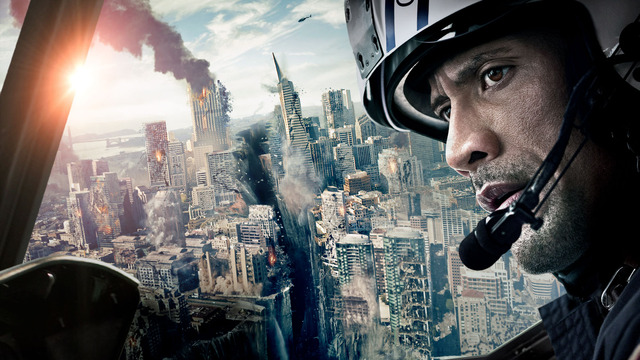 San Andreas Sequel: Dwayne Johnson Versus The Volcanoes.