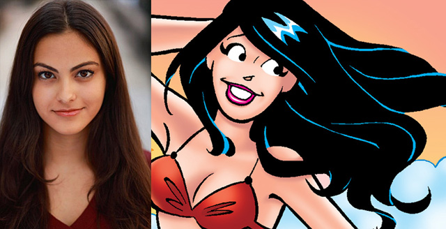 The CW's Riverdale Casts Veronica Lodge
