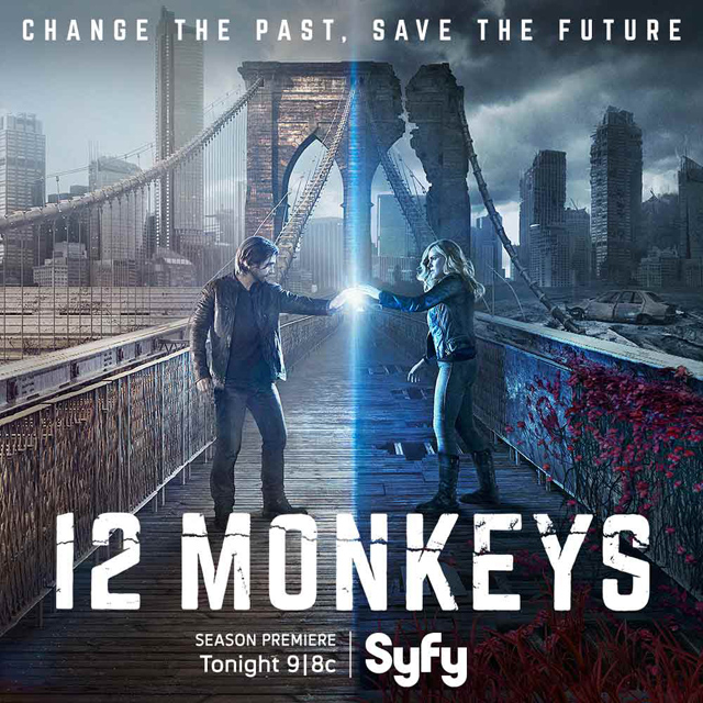 12 Monkeys Season 2 Premieres on Syfy April 18!
