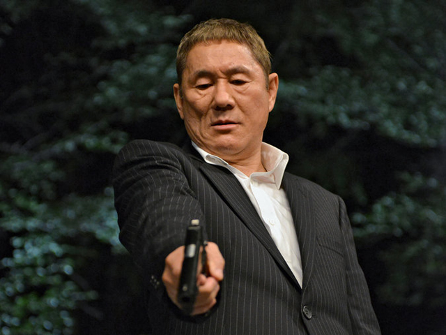 Ghost in the Shell Cast Adds Beat Takeshi as Section 9 Chief