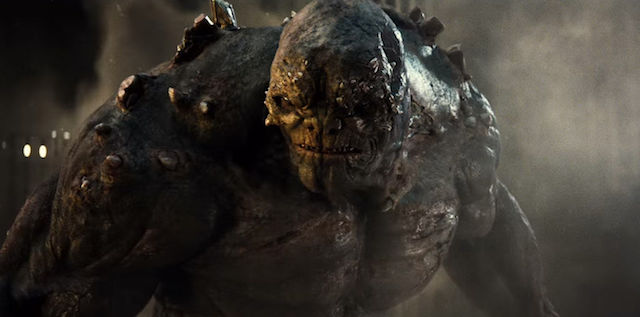 Doomsday is another one of the villainous Batman v Superman characters.