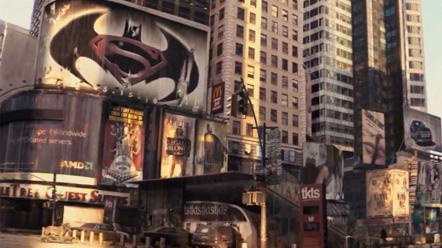 An interesting bit of Batman v Superman trivia is that the film was actually teased in I Am Legend.