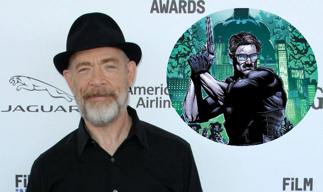 J.K. Simmons Joins Justice League: Part One as Commissioner Gordon!