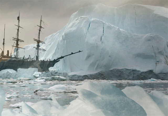 AMC Greenlights Series Based on Dan Simmons' The Terror