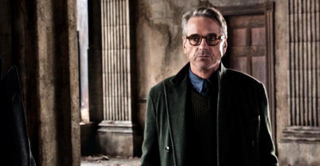 Alfred is another familiar one of the Batman v Superman characters.