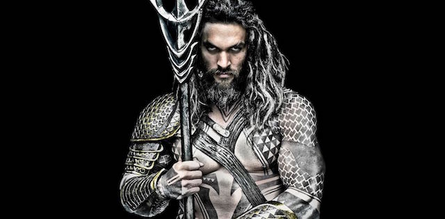 Momoa Says Aquaman Will Take You to a World You've Never Seen Before