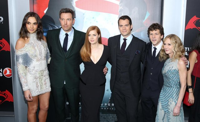 Batman v Superman: Dawn of Justice New York Premiere Photos