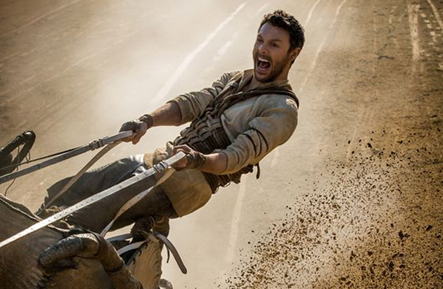 New Ben-Hur Trailer and Chariot Race Featurette