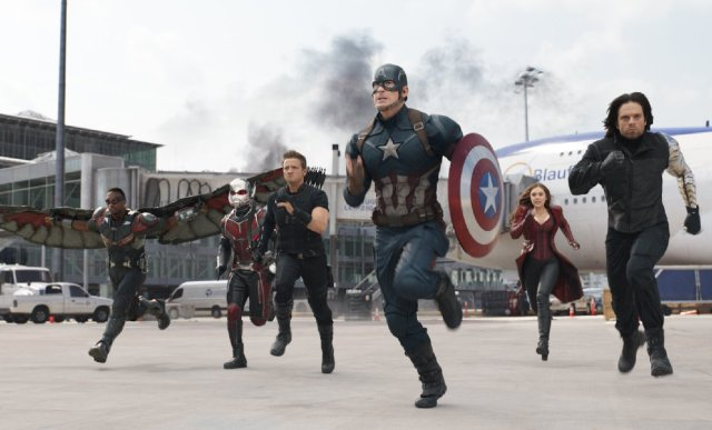 International TV Spots Bring New Civil War Footage