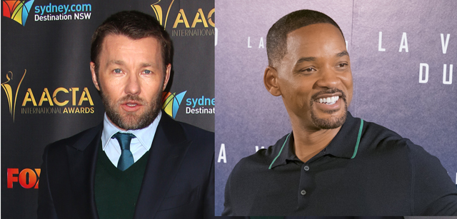Will Smith and Joel Edgerton are set to headline David Ayer's Bright.