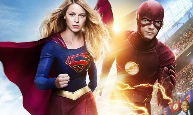 Poster and Plot for The Flash and Supergirl Crossover Revealed!