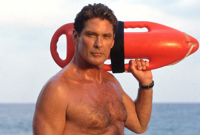 David Hasselhoff Joins the Baywatch Movie!