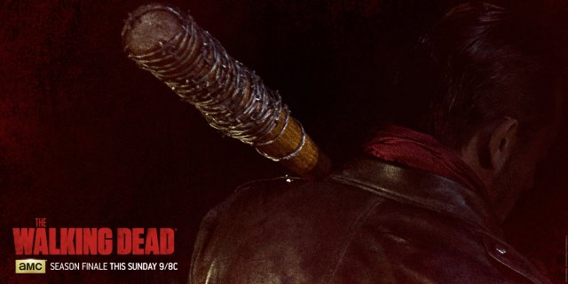 Meet Negan and Lucille in A New Teaser for The Walking Dead Season Six Finale