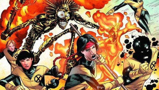 The Fault in Our Stars Screenwriters Join Fox's New Mutants Movie