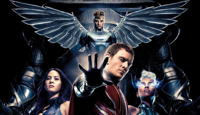 The Four Horsemen Assemble in a New X-Men: Apocalypse Poster