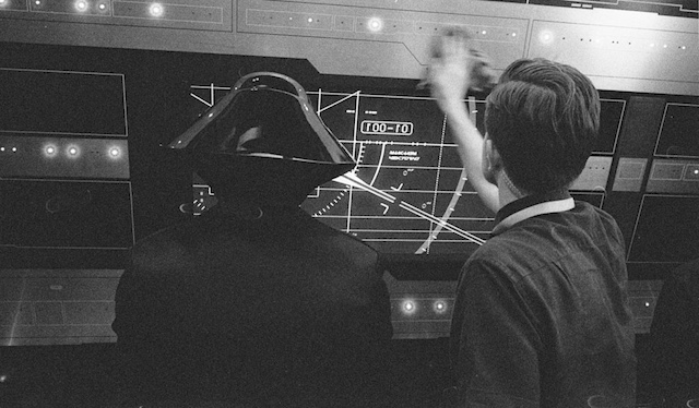 Rian Johnson Shares More Star Wars: Episode VIII Set Photos!