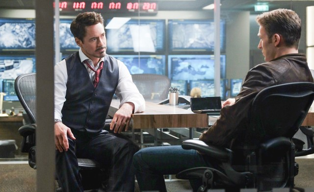 The Conflict Begins in Another Captain America: Civil War Clip