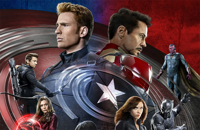 Captain America: Civil War IMAX Poster Goes Big