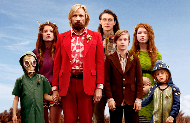 Watch Captain Fantastic (2016) Streaming